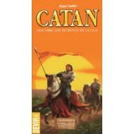 Catan - Ciudades y caballeros Exp. 5/6 Jugadores