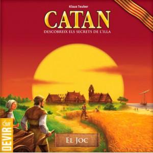 Catan. El joc - edición en catalan