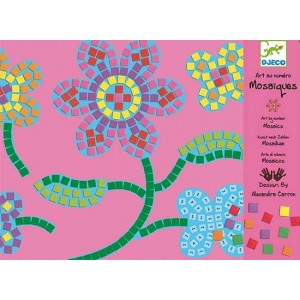 Mosaicos - Flores