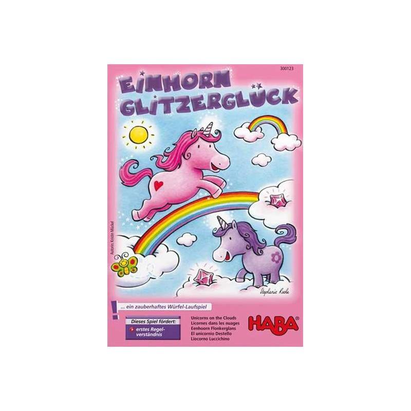 El unicornio destello - Einhorn glitzergluck