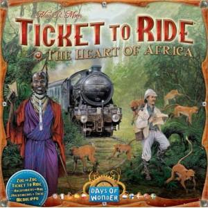 Aventureros al tren - El corazón de Africa