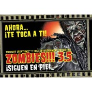 Zombies!!! 3.5 - ¡Siguen en pie!