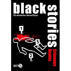 Black Stories Crimenes reales