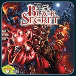Ghost Stories: Black Secret