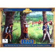 1775: la guerra de la independencia de los Estados Unidos