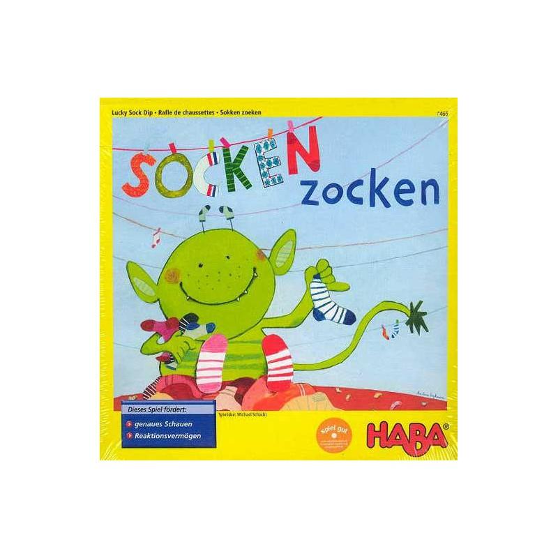 El monstruo de los calcetines - Socken Zocken
