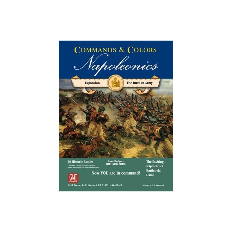 Command & Colors: Napoleonics - Russian Army