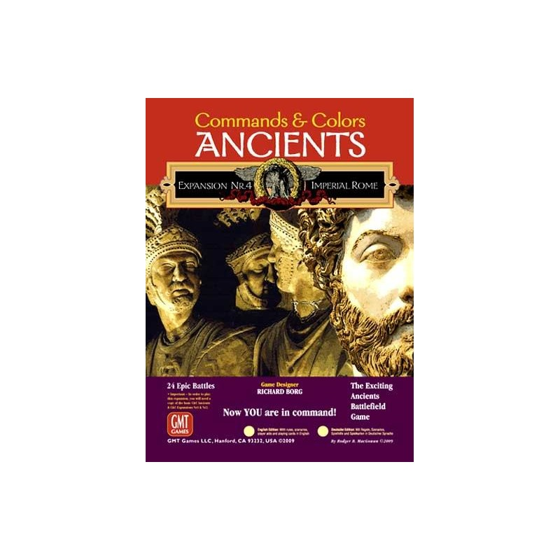 Command & Colors: Ancients - Imperial Rome