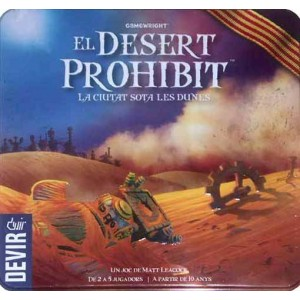 El Desert Prohibit - Català