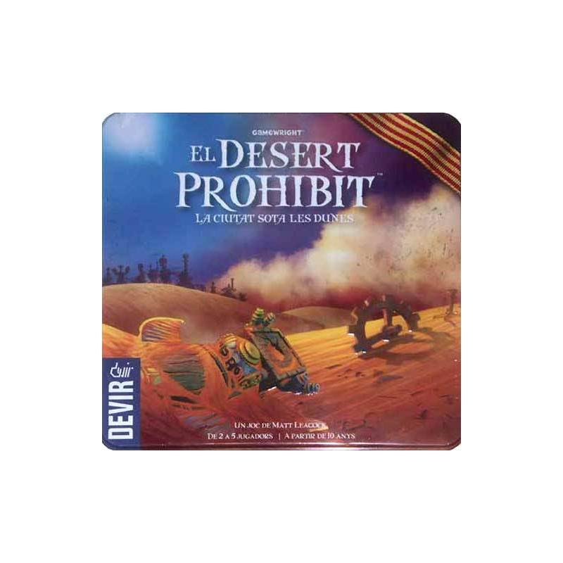 El Desert Prohibit - Català
