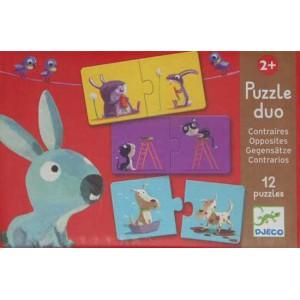 Puzzle Duo Contrarios