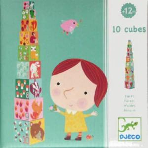 10 Cubos Bosque
