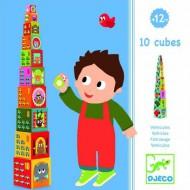 10 Cubos Vehículos
