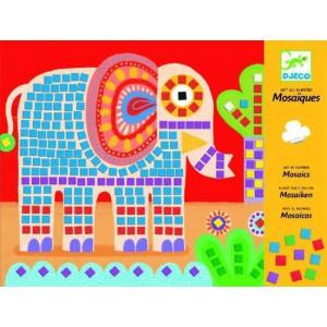Mosaicos - Elefante