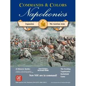 Command & Colors: Napoleonic - Austrian Army