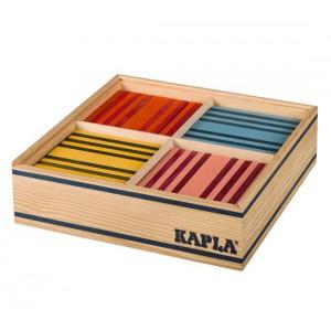 Kapla Octocolor - 100 planchas de color