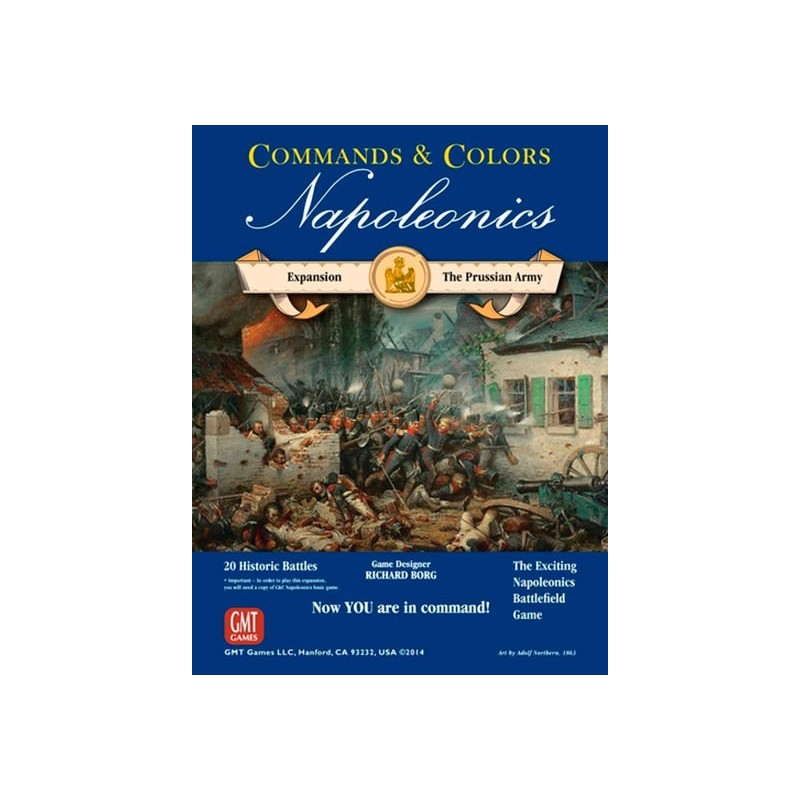Command & Colors: Napoleonic - Prussian Army