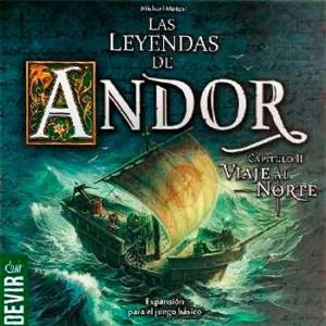 Las Leyendas de Andor: Viaje al NOrte
