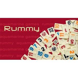 Rummy Aquamarine