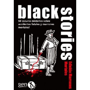 Black Stories Marrones mortales