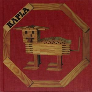 Kapla - Libro Volumen 1: Rojo