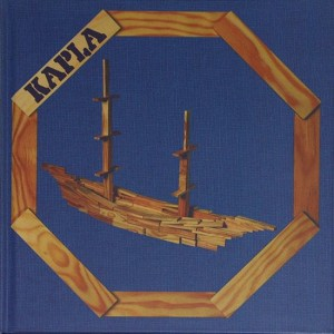 Kapla - Libro Volumen 2: Azul