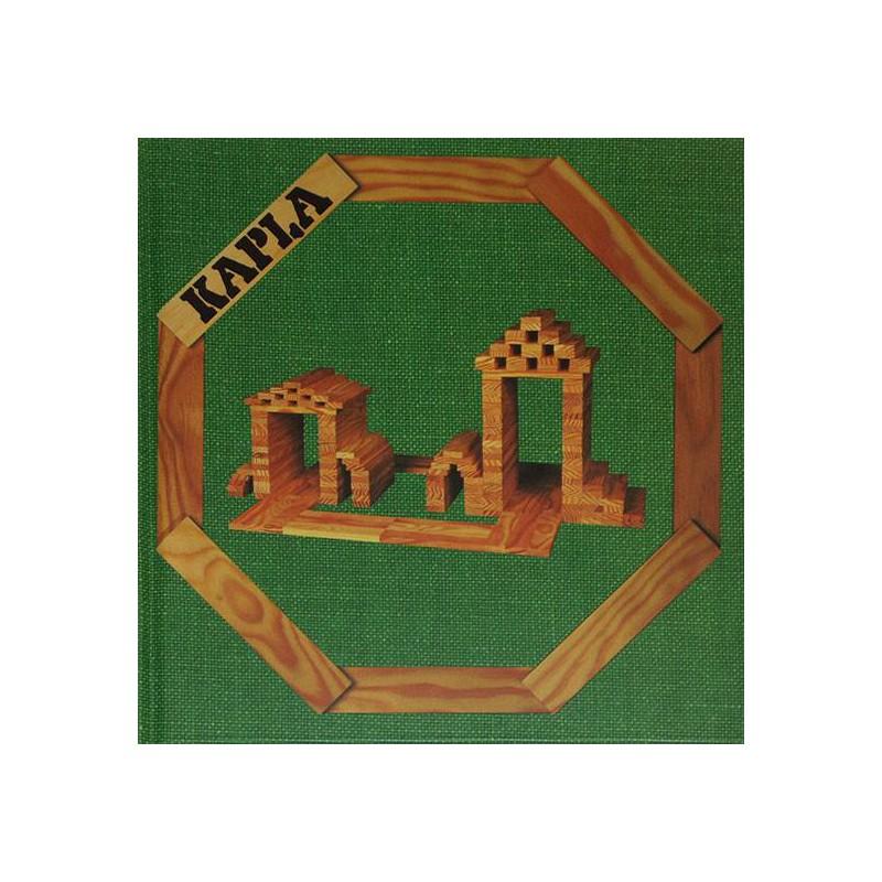 Kapla - Libro Volumen 3: Verde