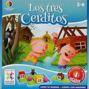 Los tres cerditos - Smart Games