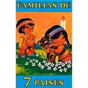 Familias de 7 paises