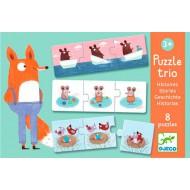 Puzzle Trio Historias