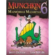 Munchkin 6 - Mazmorras majaretas