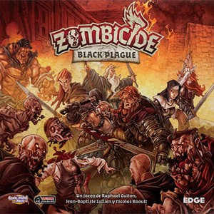 PREVENTA Zombicide: Black Plague