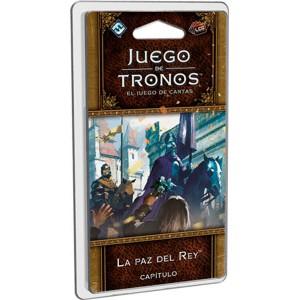 Juego de Tronos LCG - 2a edición: la paz del rey