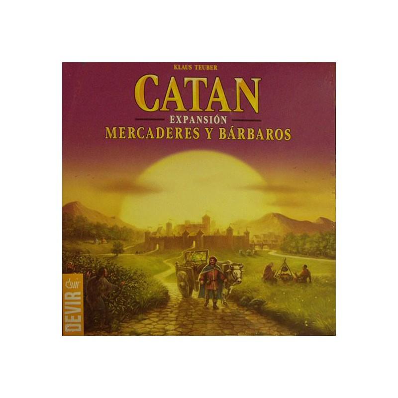 Catan. Mercaderes y bárbaros