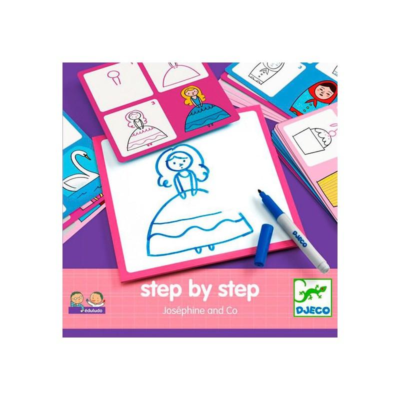 Step by Step: Josephine - Eduludo