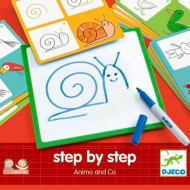Step by Step: Animal - Eduludo