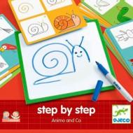 Step by Step: Animal - Eduludo