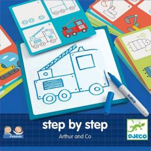 Step by Step: Arthur - Eduludo