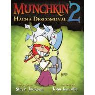 Munchkin 2 - Hacha Descomunal