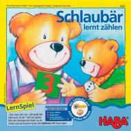 El oso mañoso aprende a contar - Schlaubar