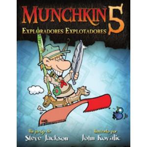 Munchkin 5 - Exploradores explotadores