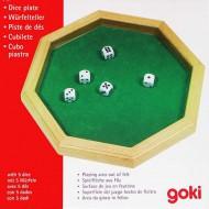 Wurfelteller Goki - Pista de dados