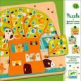 Puzzle 3 Niveles Arbol