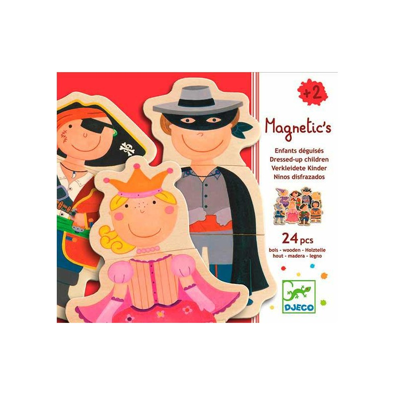 Magnetic's Niños Disfrazados