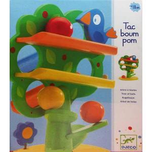 Tac Boum Pom - Arbol de bolas