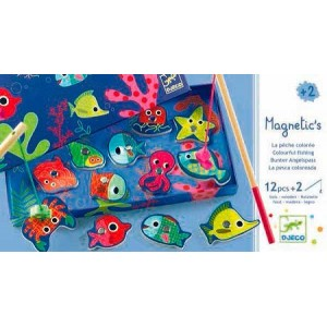 Magnetic's Pesca de Colores