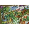 Puzzle Observación Dinosaurios
