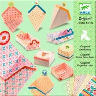 Origami Pequeñas Cajas