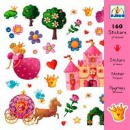 160 Adhesivos Princesa
