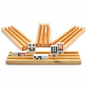 Domino Rails - Soportes de Madera